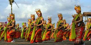 seni dan budaya indonesia, banyuwangi, jawa timur
