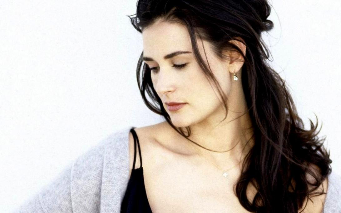 25 Pictures of Young Demi Moore | Demi moore, Actresses