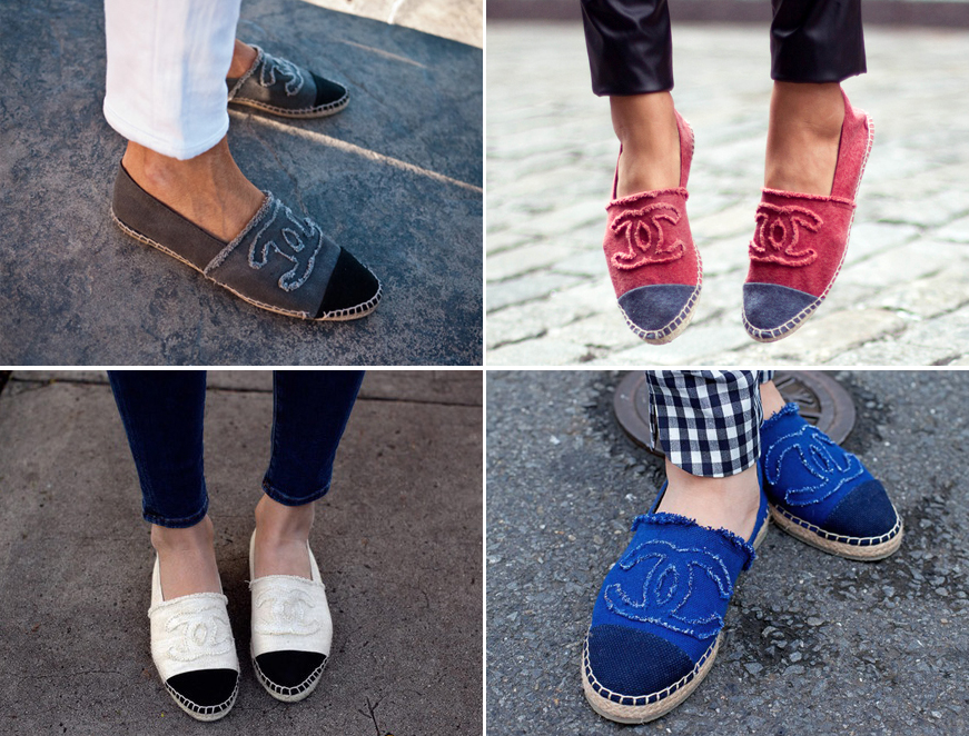 Chanel Espadrilles Why Everyone Is Wearing Them Get The