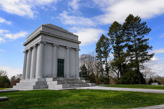 William Rockefeller Mausoleum at Sleepy Hollow Cemetery