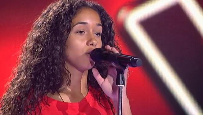 Eva Ruiz-La Voz Kids