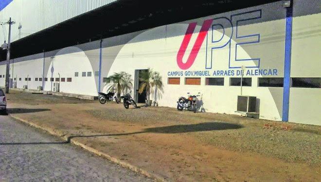 UPE campus Caruaru-PE