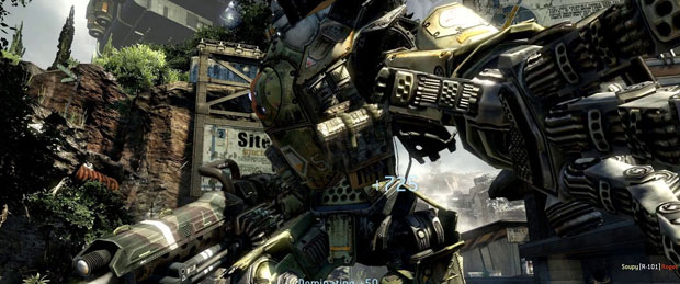 Titanfall Awarded Best Game Of E3