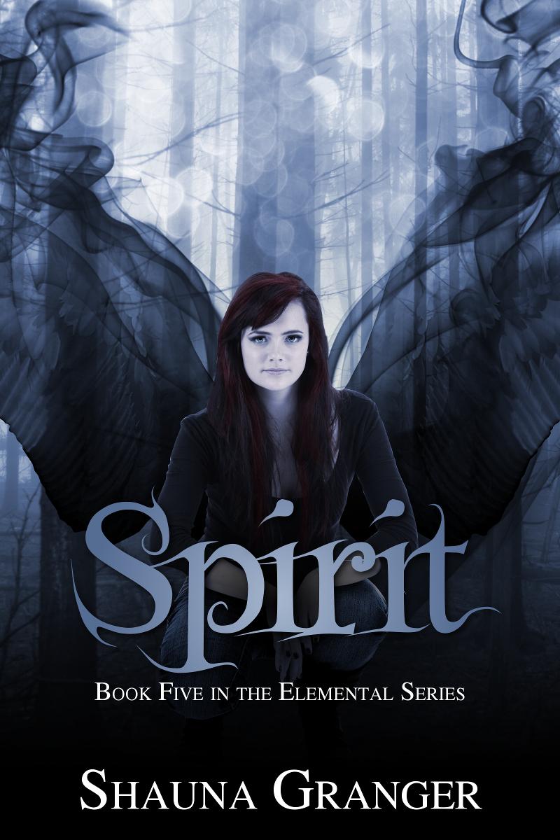 {Excerpt+Giveaway} Spirit by Shauna Granger