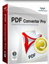 Baixar Wondershare PDF Converter Pro 3.2.0.3   2012