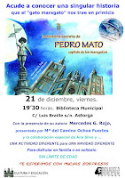 La historia de Pedro Mato en su tierra natal