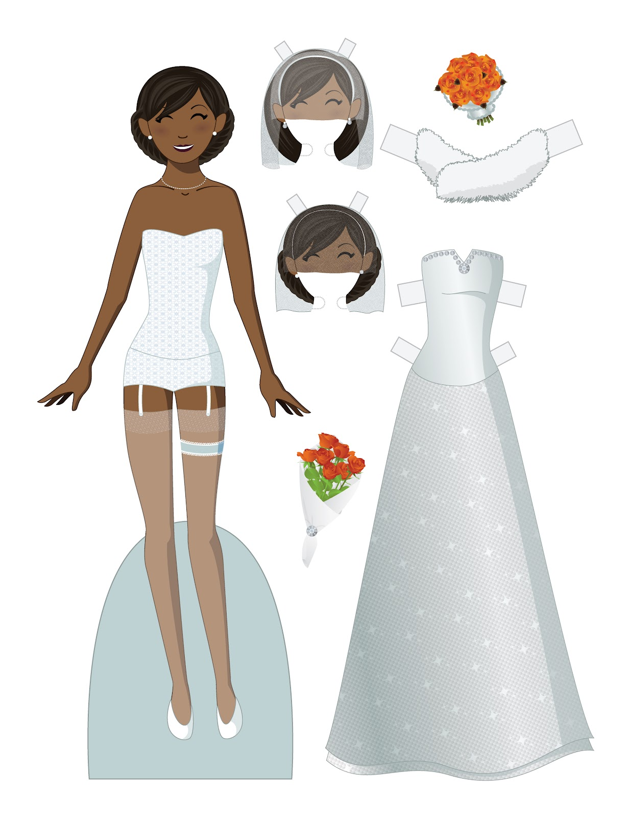 paper doll dresses Lyrics to paper doll song by john mayer: paper doll come try it on and step out of that black chiffon here's a dress of gold and blue sure wa.