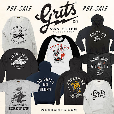 The Van Etten T-Shirt Collection by Grits Co.