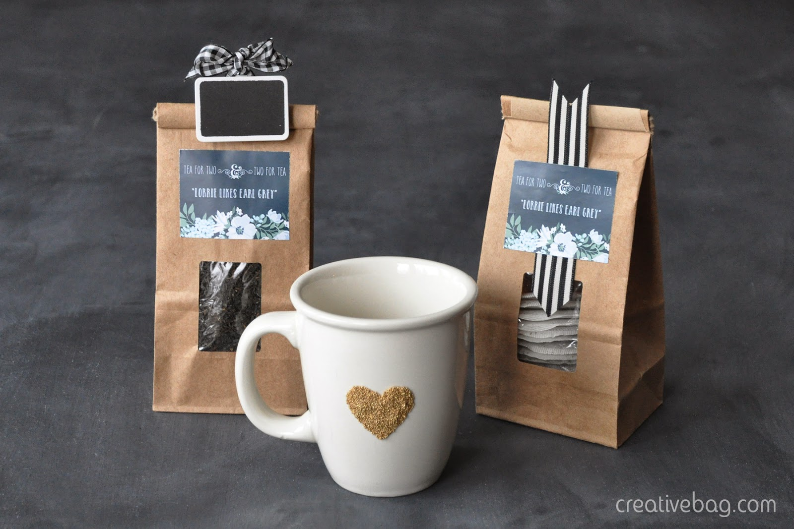 packaging for tea | Creative Bag
