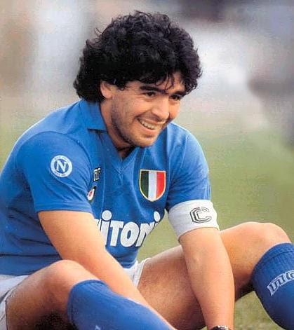 Viva il Napoli: Oggi è il compleanno di Diego Armando ...