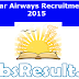 Qatar Airways Recruitment 2015 Apply at qatarairways.com