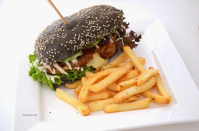 Samurai Burger - RM18.90