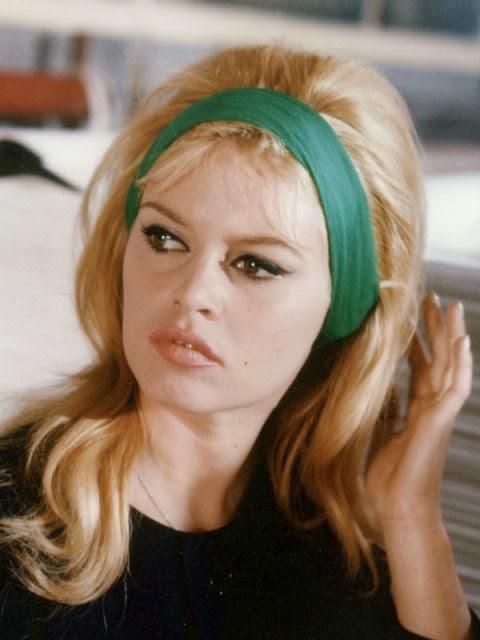 Flygirl Blonde Inspiration Brigitte Bardot
