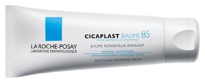 Le baume réparateur apaisant Cicaplast Baume B5 de la Roche-Posay