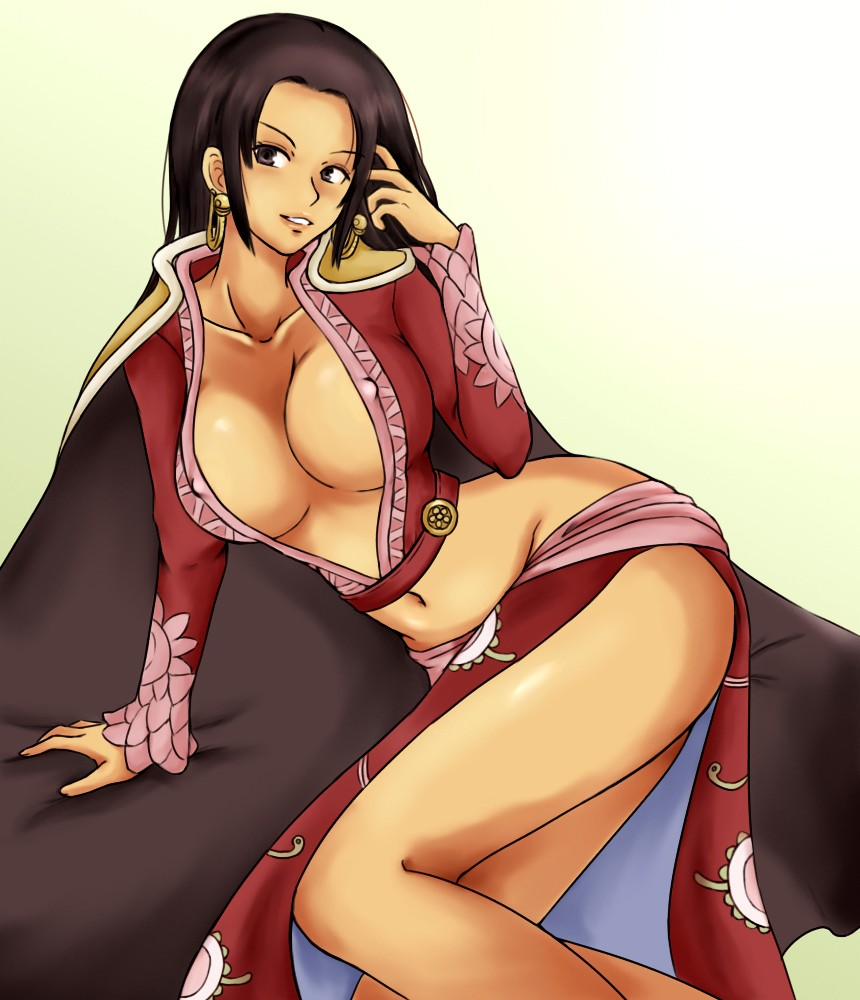 One Piece Sexy Boa Hancock