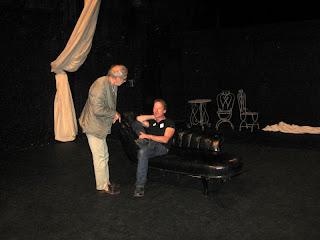 Acting at Het Fakkeltheater