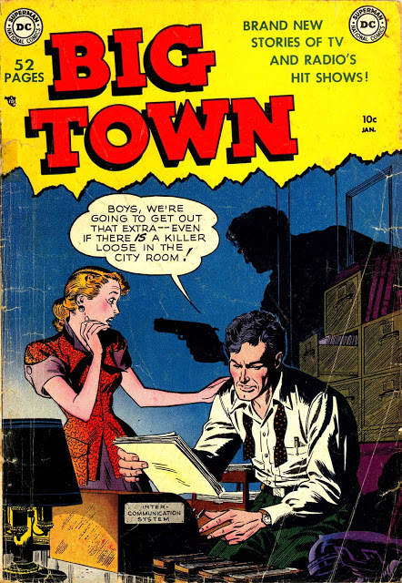 Big Town #01 - #50 (1951 - 1958) DC - Comic books [Complete Series]