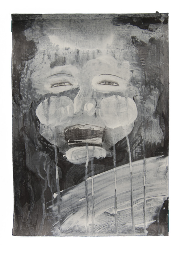 Face 7. The crying lady