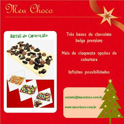 Sugestões de Natal: Meu Choco
