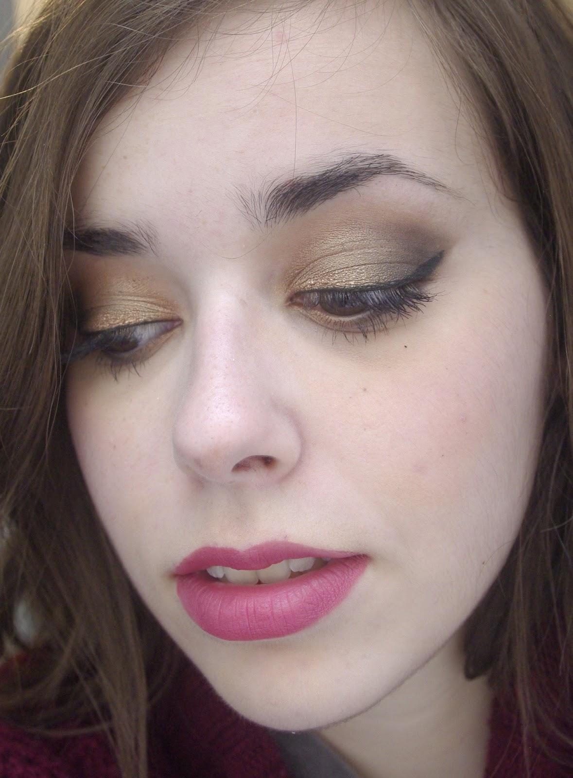 Célèbre Makeuptwice: Maquillage de Noël édition 2015 DO21