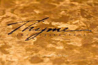 Thyme Menu Logo