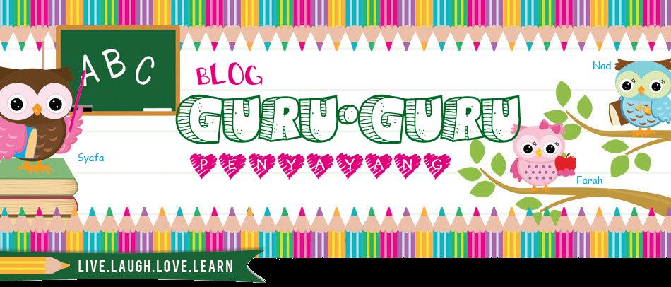 Blog Guru-Guru Penyayang
