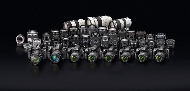 مجموعة كاميرات ريفلكس