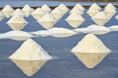 sales minerales hierro calcio yodo sodio