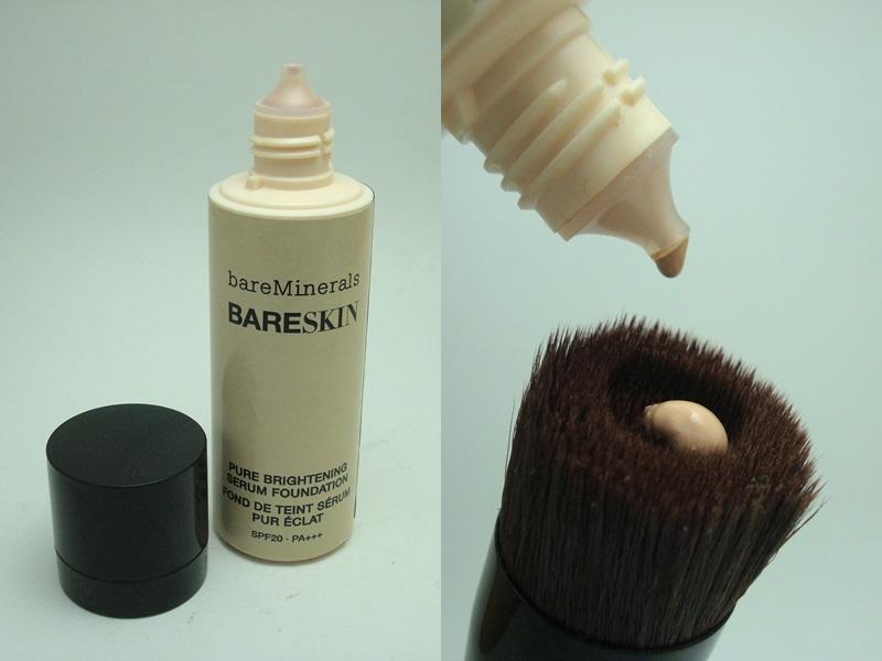 bareMinerals - Bareskin Pure Brightening Serum Foundation