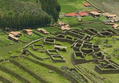 Tempat Wisata di Peru