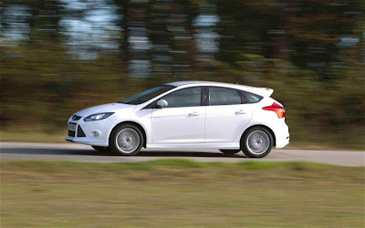 2012 Ford Focus Zetec S Specifications
