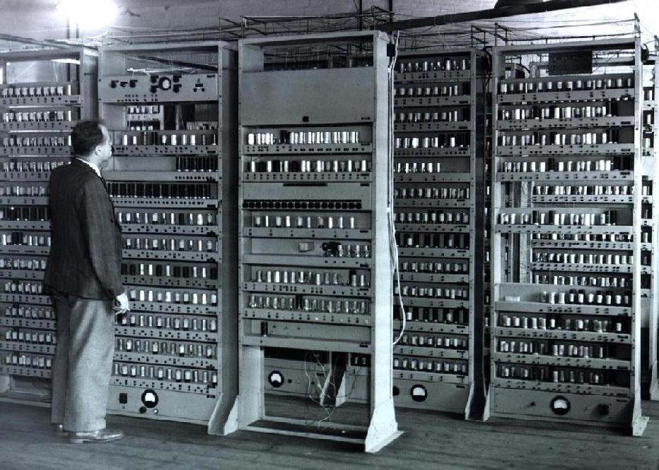Primeras maquinas hechas por el humano