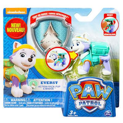 TOYS : JUGUETES - Paw Patrol : La Patrulla Canina  Everest | Figura - Muñeco  Producto Oficial Serie Televisión | Nickelodeon Spin Master | A partir de 3 años  Comprar en Amazon España & Buy Amazon USA