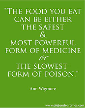 Avoid Poison. <br>Eat Clean!