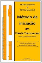 Método de iniciação em Flauta Transversal