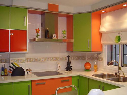 El hogar bricolgage y decoraci n cocina for Decoracion hogar guatemala