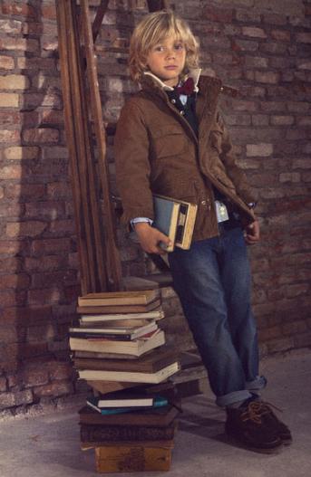 Massimo Dutti niños otoño invierno 2011 2012