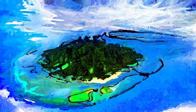 L'illa del tresor ('Teo' Alfons)