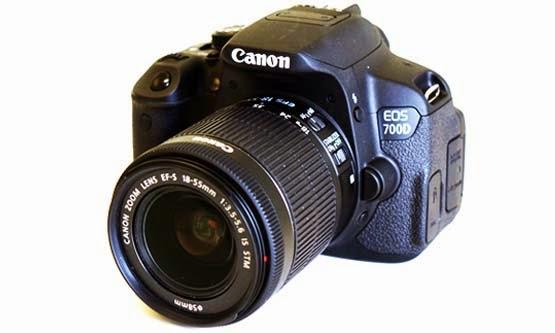 Harga dan Spesifikasi Kamera DSLR Canon EOS 700D Terbaru