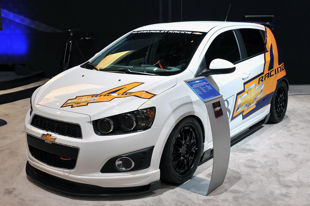 Autos Im 193 Genes Axel Chevrolet Sonic Super 4 Concept 2012