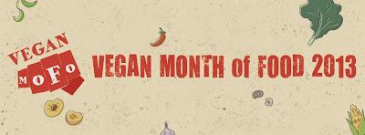 Vegan MoFo 2013