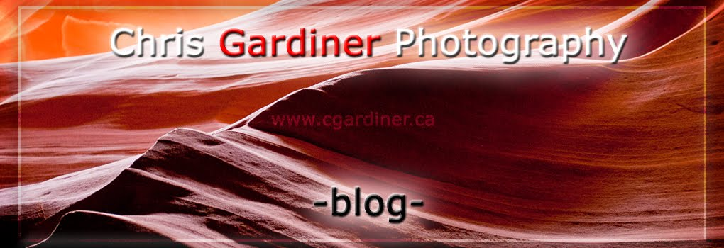 Chris Gardiner Photography & Art