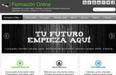 Formación Online: cursos, tutoriales, y guías educativas online