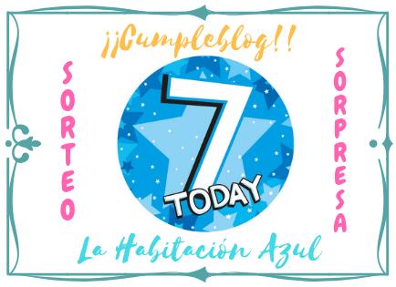 ¡Sorteo 7º Aniversario!