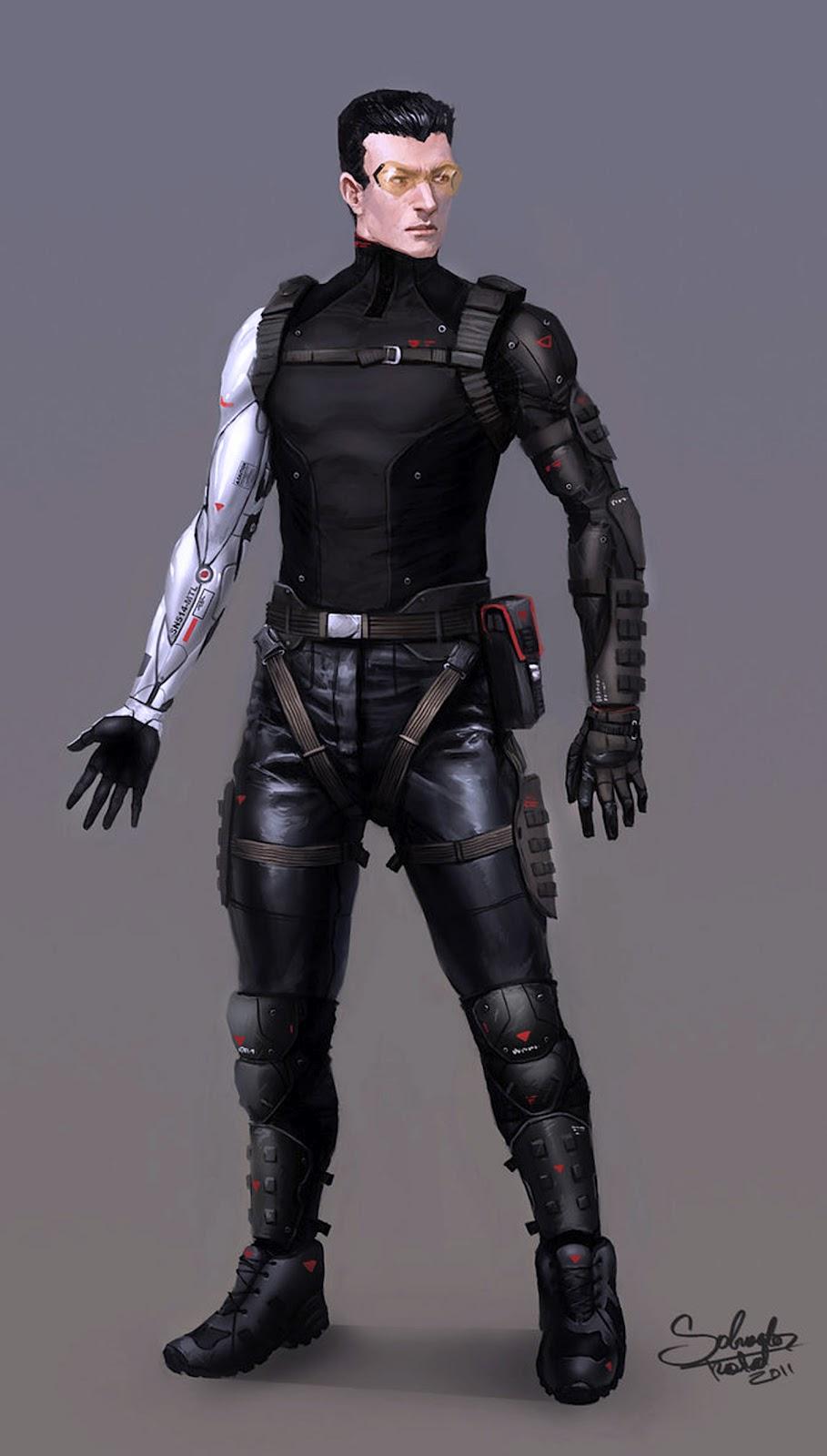 Character Design Concept : Dsng s sci fi megaverse futuristic concept armor