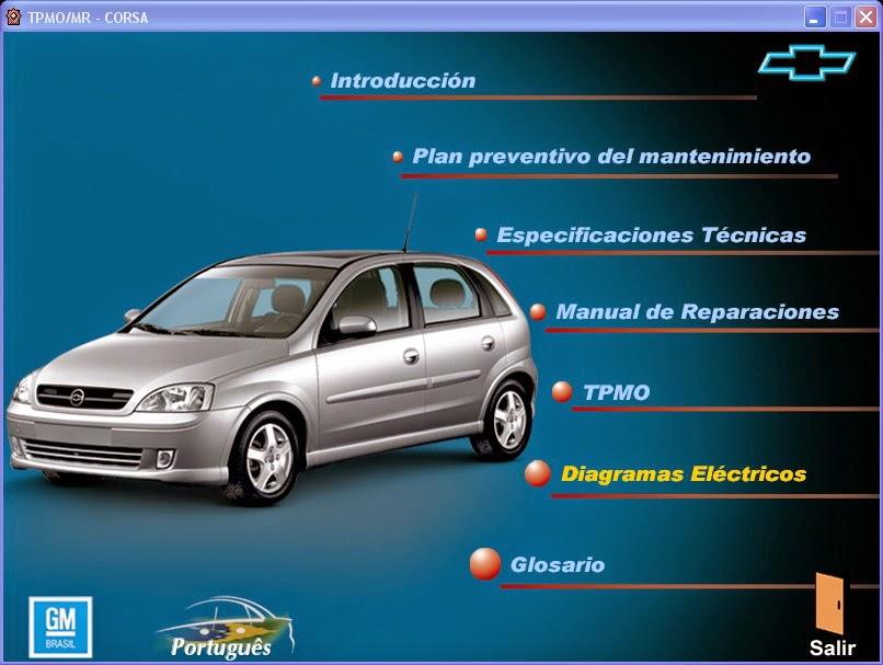 Manuales de taller reparacion servicio de autos diagramas manuales de taller de automotores sciox Image collections
