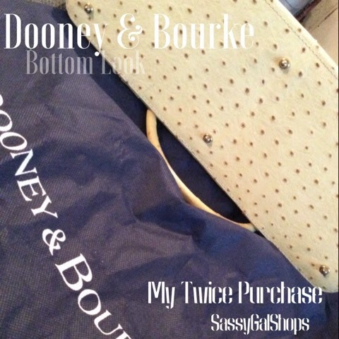 Inside look at my Dooney & Bourke