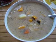 rezept vegan gesmüsesuppe suppe