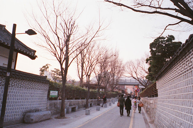 Insadong 인사동 Seoul South Korea