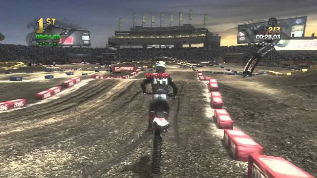 MX vs ATV Reflex PC Games Gameplay